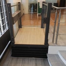 Piattaforma elevabile Lift 2